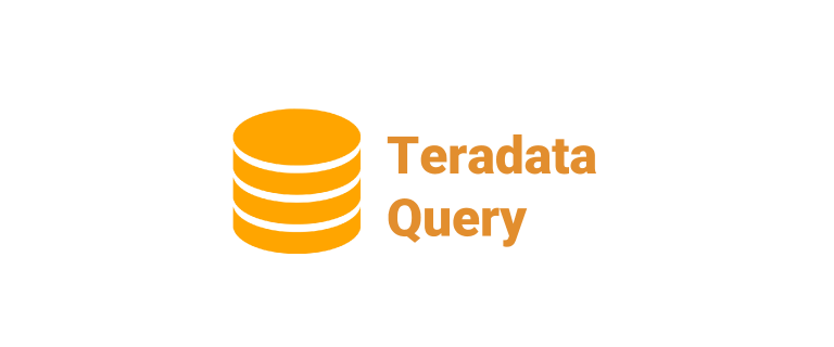Querying Teradata using SQL