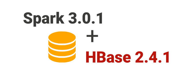Spark 3.0.1: Connect to HBase 2.4.1