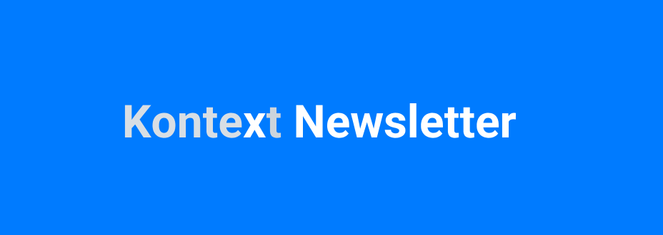 Kontext Newsletter